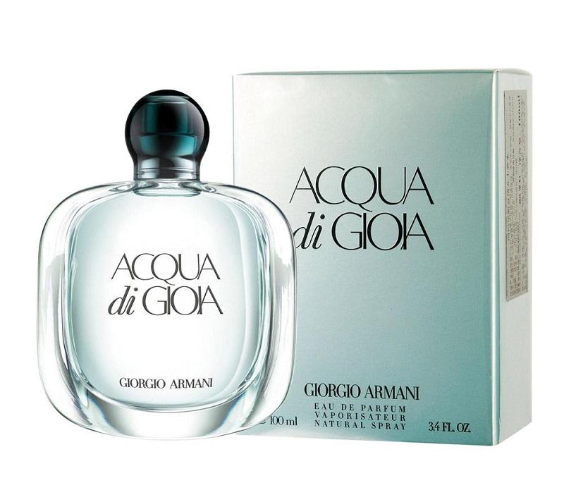 Nước hoa nữ thơm nhẹ nhàng, nước hoa Acqua di Gioia