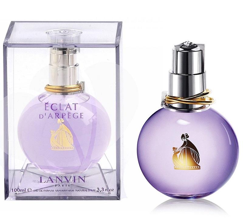 Nước hoa mùi nhẹ nhàng nữ tính, Nước hoa Lanvin Eclat