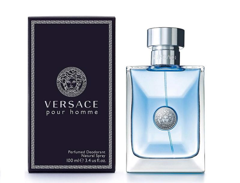 Nước hoa nam mùi nhẹ nhàng, Nước hoa Versace Pour Homme