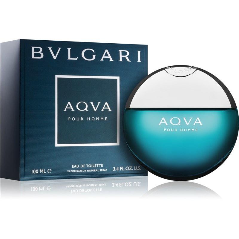Nước hoa nam mùi nhẹ nhàng, Nước hoa Bvlgari Aqva Pour Homme