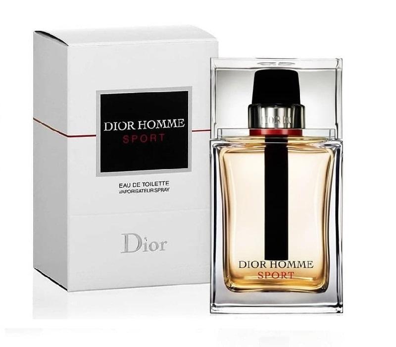 Nước hoa nam thơm nhẹ nhàng, Nước hoa Dior Homme Sport