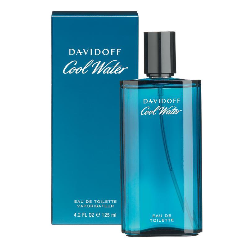 Nước hoa DAVIDOFF Cool Water, những dòng nước hoa nam thơm nhẹ nhàng
