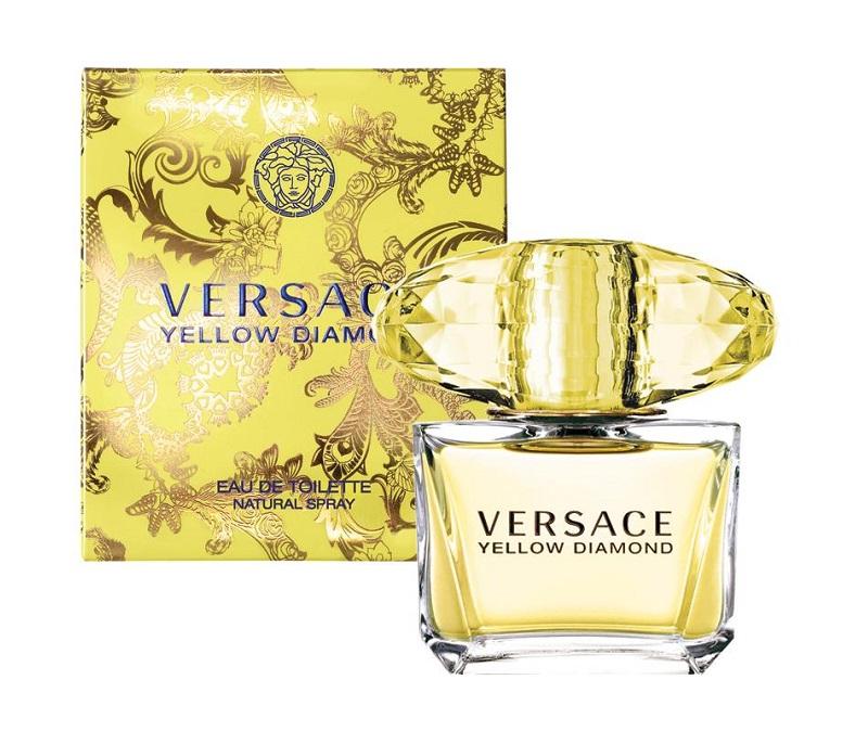 Nước hoa nhẹ nhàng thơm lâu cho nữ, Nước hoa Versace Yellow Diamond