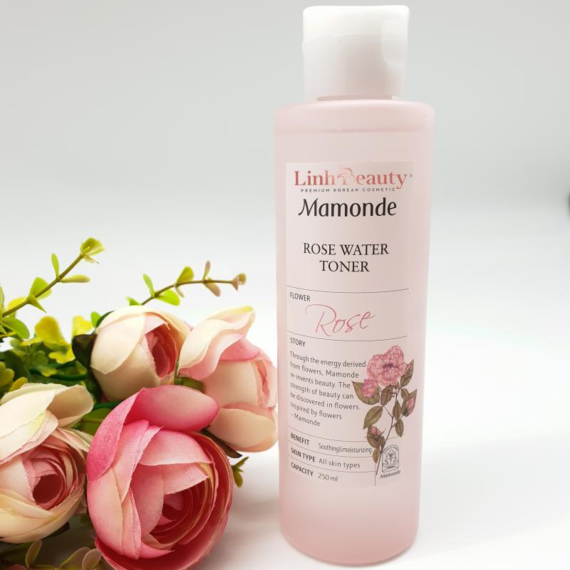Nước hoa hồng Mamonde có tốt không?